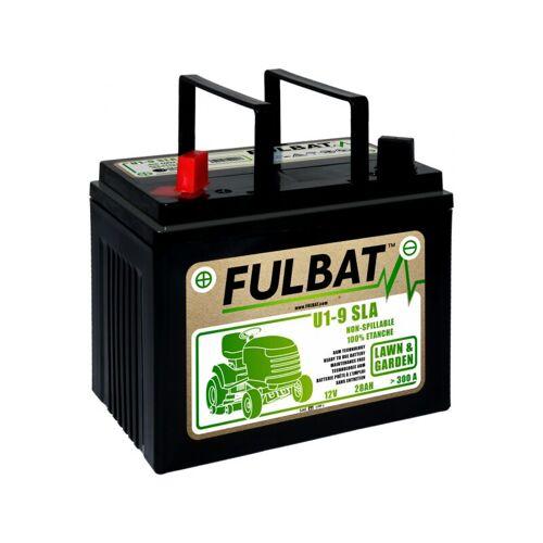 Fulbat - U1-9 Motorradbatterie wartungsfrei AGM 12V / 28Ah