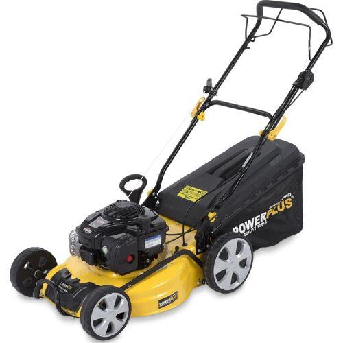 Powerplus - Selbstfahrender Rasenmäher Motormäher Benzinrasenmäher