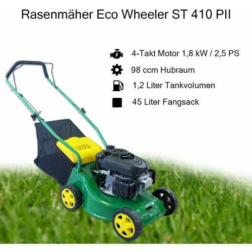 STABILO Benzin Rasenmäher Benzinrasenmäher Motormäher Eco Wheeler ST