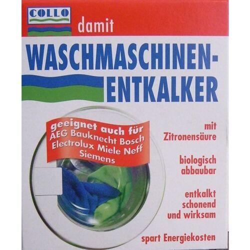 COLLO damit Waschmaschinen Entkalker 200 Gramm - Collo