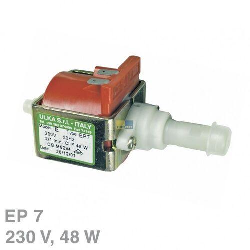 ULKA Elektropumpe, Wasserpumpe, Pumpe EP7, 230V, 48 Watt, 7 bar für