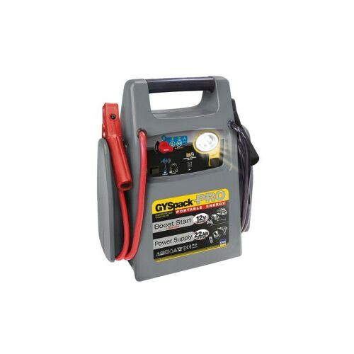 Gys - Autonomer Batterie-Starter 2in1 12V 22Ah - GYSPACK PRO -