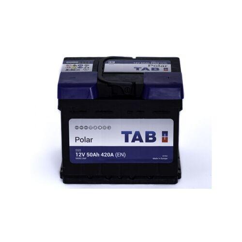 TAB Starterbatterie TAB Polar S L1B S50 12V 50Ah 420A