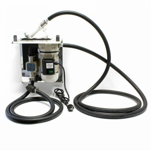 VARAN MOTORS CDI-016 Adbluepumpe 230v 550w 40L/Min Selbstansaugende Adblue-Pumpe mit
