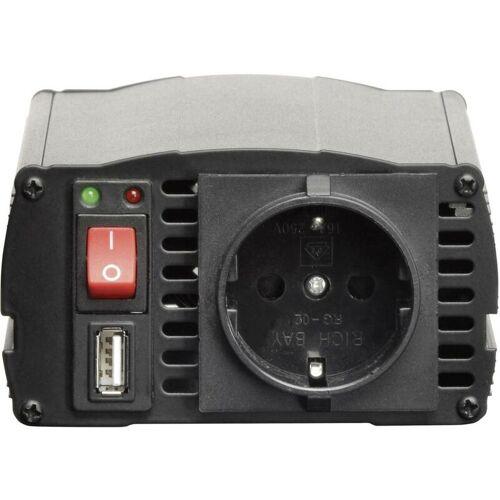 VOLTCRAFT Wandler MSW 300-24-G 300W 24 V/DC - 230 V/AC A444491 - Voltcraft