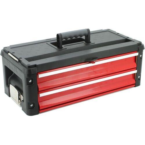 YATO Werkzeugkasten mit 2 Schubladen