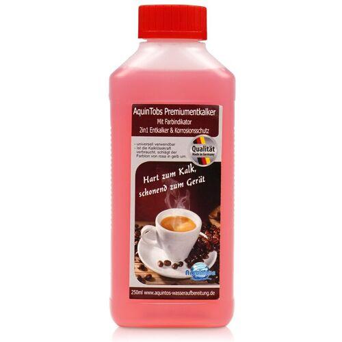 AQUINTOS Entkalker Flüssig Entkaker 10 x 250ml Wasserkocher Kaffeemaschinen