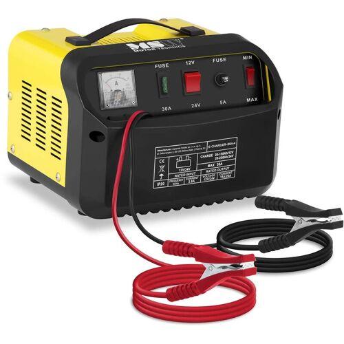 MSW Autobatterie Ladegerät Kfz Pkw Ladegerät Batterie 12 24 V 15 20 A