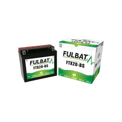 FULBAT Motorradbatterie YTX20-BS versiegelt 12V / 18Ah