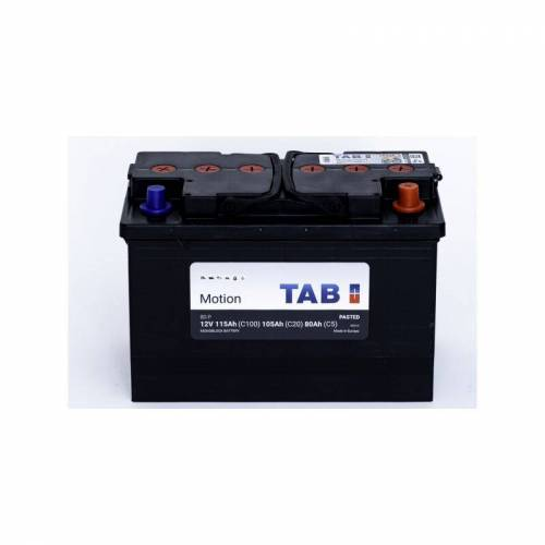 TAB Polar S Starterbatterie 12V 80Ah 680A L3 S80X - TAB