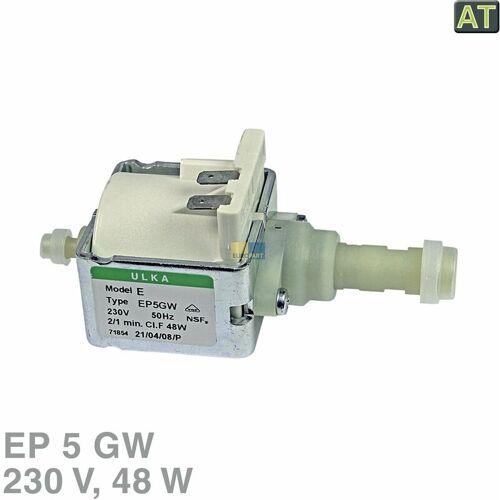 ULKA EP5GW Elektropumpe Wasserpumpe 230 V, 48 W, 15bar feuerfest für