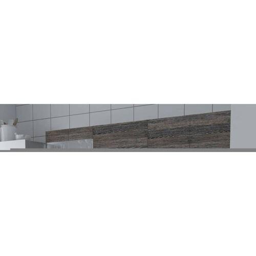 ABCRITAL Küchenzeile 5-tlg. Wenge-Look