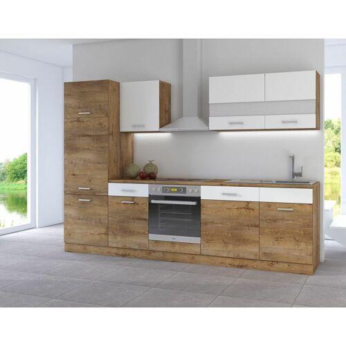 Küchen Preisbombe - Küche CORA II 280 Küchenzeile Küchenblock