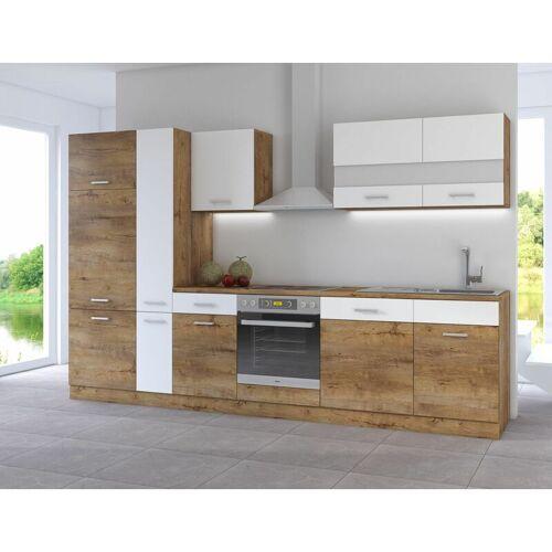 Küchen Preisbombe - Küche CORA II 310 Küchenzeile Küchenblock