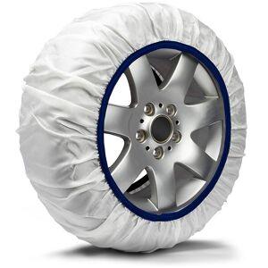 Menabo - Universelle Schneesocken für zugelassene Autos Easysock