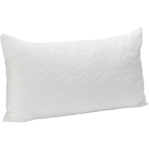 Pikolin Home Polyester Kopfkissen, wei? Kissen 90 Naturfarben