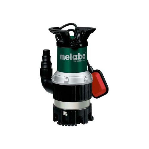 Metabo Kombi-Tauchpumpe TPS 14000 S Combi - Metabo