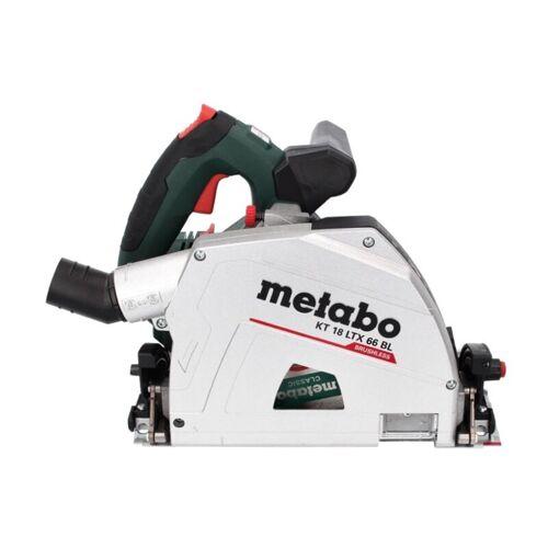 Metabo KT 18 LTX 66 BL Akku Tauchkreissäge 18 V 165 mm + metaBOX (