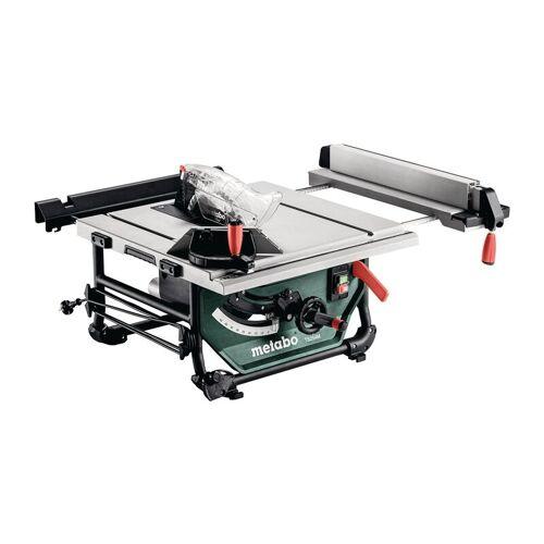 Metabo Tischkreissäge TS 254 M 0-80mm 1,5 kW 4200min-¹ 254x30mm METABO