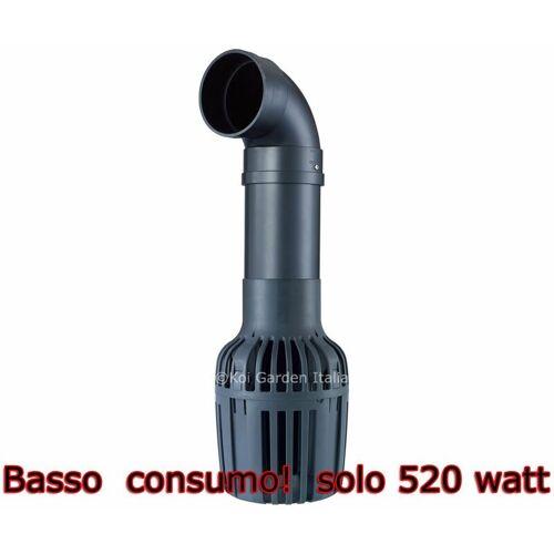 Jebao - Teichpumpe Rohrpumpe ECO ZLP 70000 520 Watt