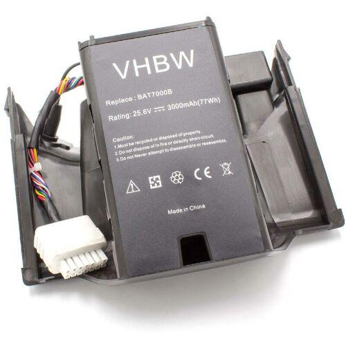 VHBW Akku Ersatz für Robomow Rasenmäher Rasenroboter MRK7005A (Li-Ion,