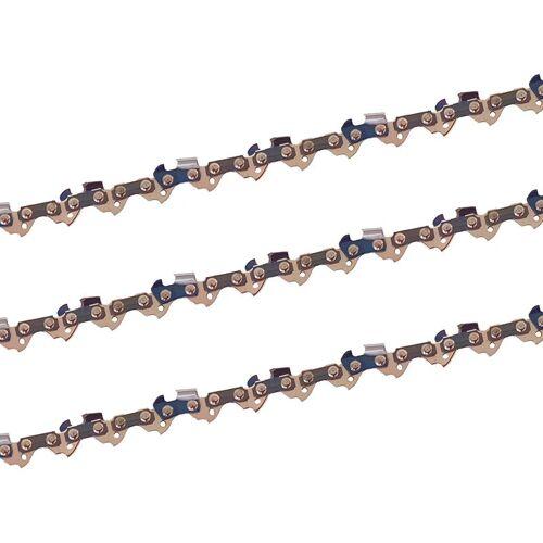 GARDEXX 3 X Sägekette für GRIZZLY EKS 1835-2 QTX Elektro Kettensäge - Gardexx