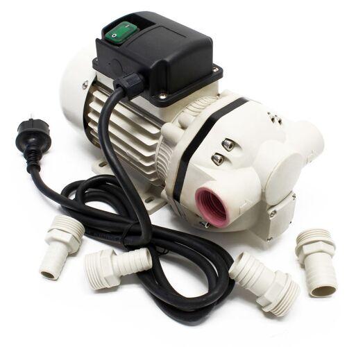 WILTEC Harnstoff Pumpe 40l/min, selbstansaugende Förderpumpe, AUS32,