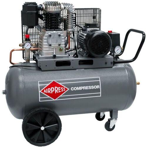 Airpress® Druckluft- Kompressor 3 PS 2,2 kW 10 bar 100 Liter Kessel 400