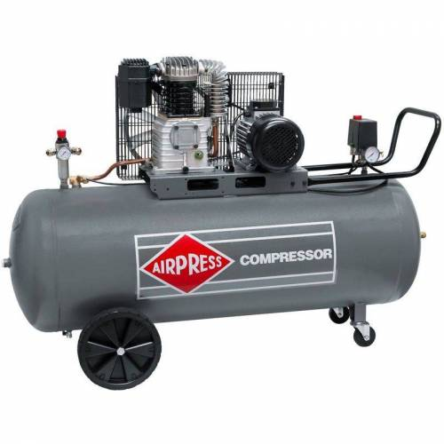 Airpress® ölgeschmierter Druckluft-Kompressor 3 PS 2,2 kW 10 bar 200