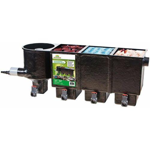 HEISSNER Teichfilter APOLLO XL mit Vortex und 3 Filterkammern, bestückt