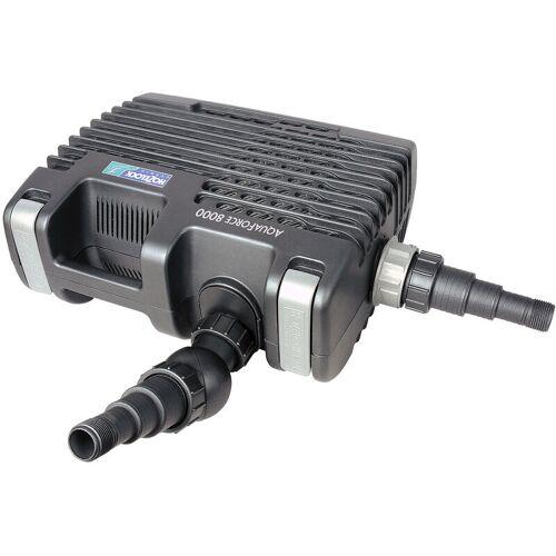 Wiltec - Hozelock AquaForce 8000 Teichpumpe mit 8000l/h Förderleistung