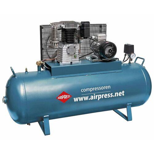 Airpress - Druckluft-Kompressor 4 PS / 300 Liter / Arbeitsdruck 12 bar