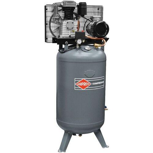 Airpress® Druckluft-Kompressor 5,5 PS 4 kW 11 bar 270 Liter Kessel