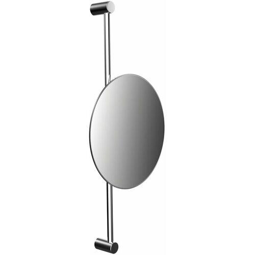 FRASCO Wandspiegel 3-fach,verstellbar, rund, D: 200 mm, chrom 830981100
