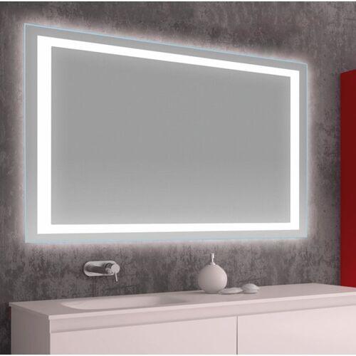 STANO LED Badspiegel NOVELA rechteckig 70 x 100 cm