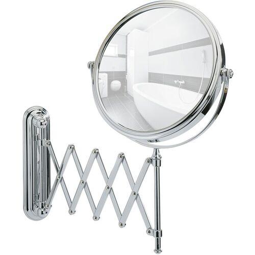 Wenko - (50) Kosmetikwandsp. 20cm Telesk. 5fach Chrom