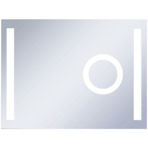 VIDAXL Badezimmer-Wandspiegel mit LED und Touch-Sensor 80 x 60 cm - VIDAXL