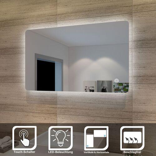SONNI Badspiegel Lichtspiegel LED Spiegel Wandspiegel mit