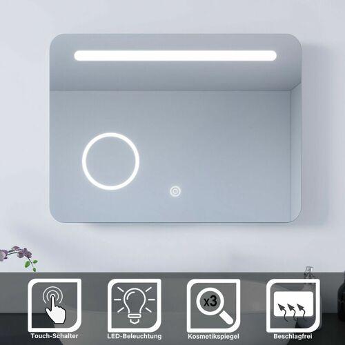 SONNI LED Bad Spiegel Wandspiegel Badspiegel Beleuchtung mit