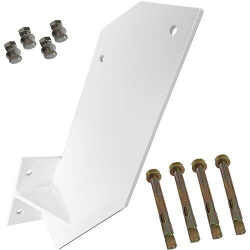 NEMAXX Dachsparrenhalterung in weiß (4stk Schraubenset) für Nemaxx VKM Markisen