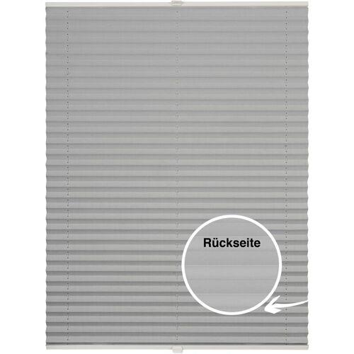 ONDECO Plissee auf Maß Thermo Fenster Montage Sonnenschutz Plisseerollo