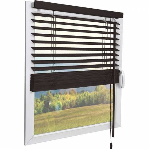 SOL ROYAL SolDecor JH3 Holzjalousie Dunkelbraun 90cm, 250 - Sol Royal