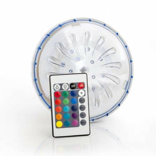 GRÉ - Strahler LED Farbe Oberirdische Pools Gre PLED1C