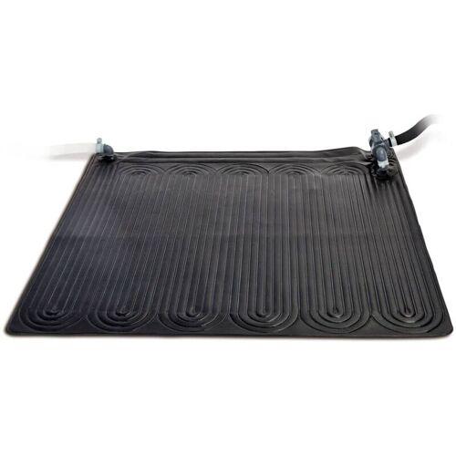 INTEX Solarmatte Poolheizung PVC 1,2x1,2 m Schwarz 28685 - Intex