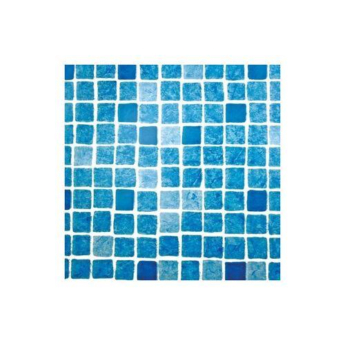 POOLPROFI NORDHESSEN Pool Folie achtform 3,20m x 5,25m x 1,50m Folie 0,8mm mosaik
