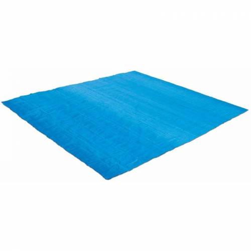 Waves Pool Bodenplane Bodenschutzfolie blau - Summer Waves