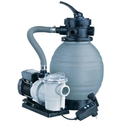 UBBINK Poolfilter Set 300 inkl. Pumpe TP 25 7504641 - Ubbink