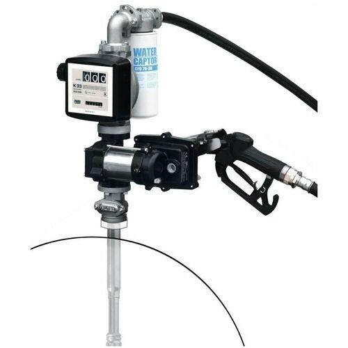 ZUWA (35) ZUWA Fasspumpe Diesel/Benzin/Kerosin EX50 AC 230V ATEX; mit automat.