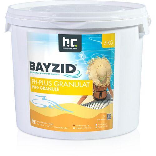 Höfer Chemie - 4 x 5 kg BAYZID® pH Plus Granulat für den Pool mit
