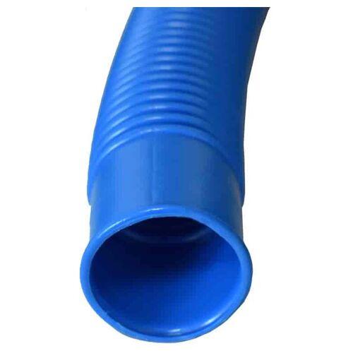 KLASEBO® 38 mm Pool- und Saugschlauch blau 4,50 Meter